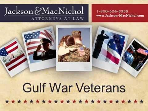 Gulf War Veterans - VA Benefits Attorney Francis Jackson