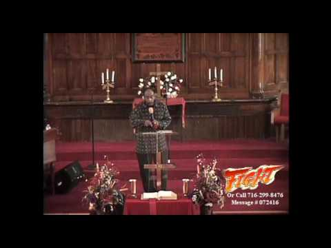 Pastor John Young -  Fight