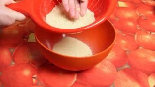 как сделать панировочные сухари из черствого хлеба