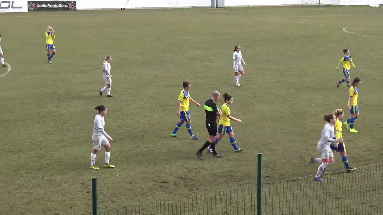 Tavagancco - Rome 0 - 5