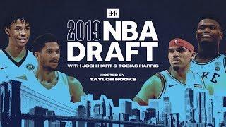 Josh Hart, Tobias Harris Join Taylor Rooks on B/R NBA Draft Show