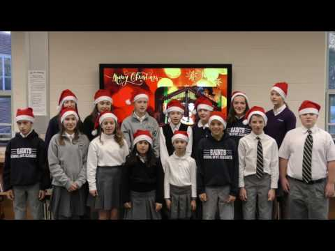 School of Saint Elizabeth Christmas 2016