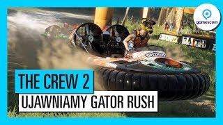 The Crew 2 : Gator Rush - ujawnienie | Zwiastun z rozgrywką