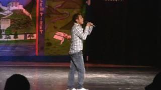 Prashant Tamang singing Bheege Hoth Tere..Pyasa Dil Mera MN 2009