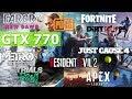 GTX 770 2GB Test in 9 Games (2019)