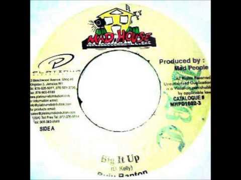 bogle Riddim big it up riddim 1991 part 1 (Dave Kelly MadHouse Music) Mixx By Djeasy