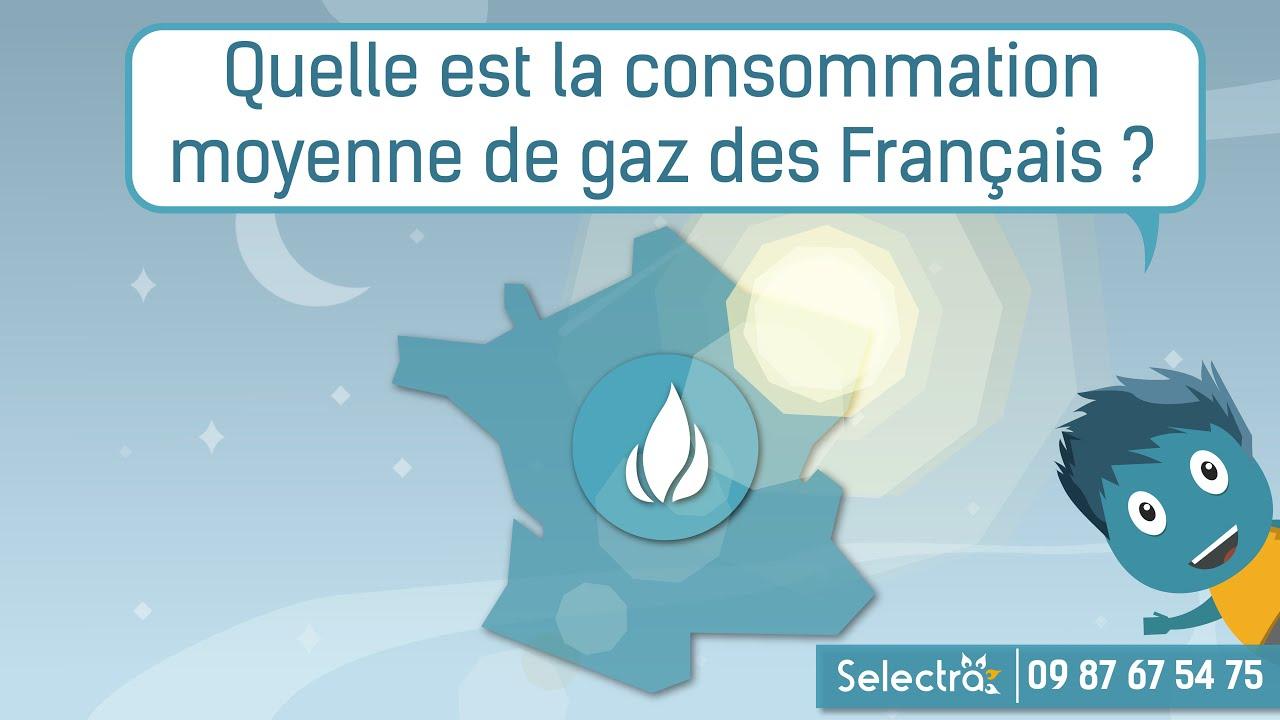 High Quality Quelle Est La Consommation Moyenne De Gaz Des Français ?