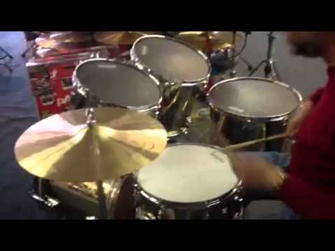 Stebal Drums Vintage Remo Quadura Demo