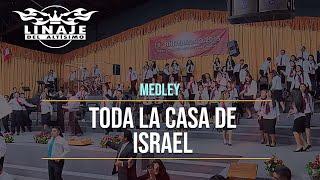 """Medley """"Toda la casa de Israel - Hay victoria""""   Linaje del Altísimo   Menap [HD]"""
