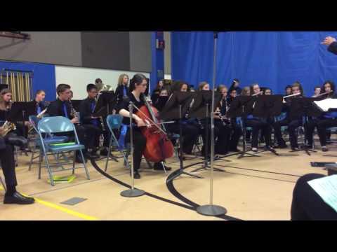 Kopachuck Middle School featuring Grace