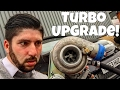 Modified 500 Abarth 595 - Turbo Upgrade Drop Off Day!