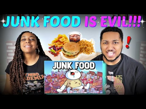 """TheOdd1sOut """"Junk Food"""" REACTION!!!!"""