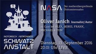 NASA #6   zu Gast Oliver Janich