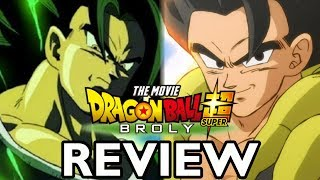 Dragonball Super: Broly Review *SPOILERS*