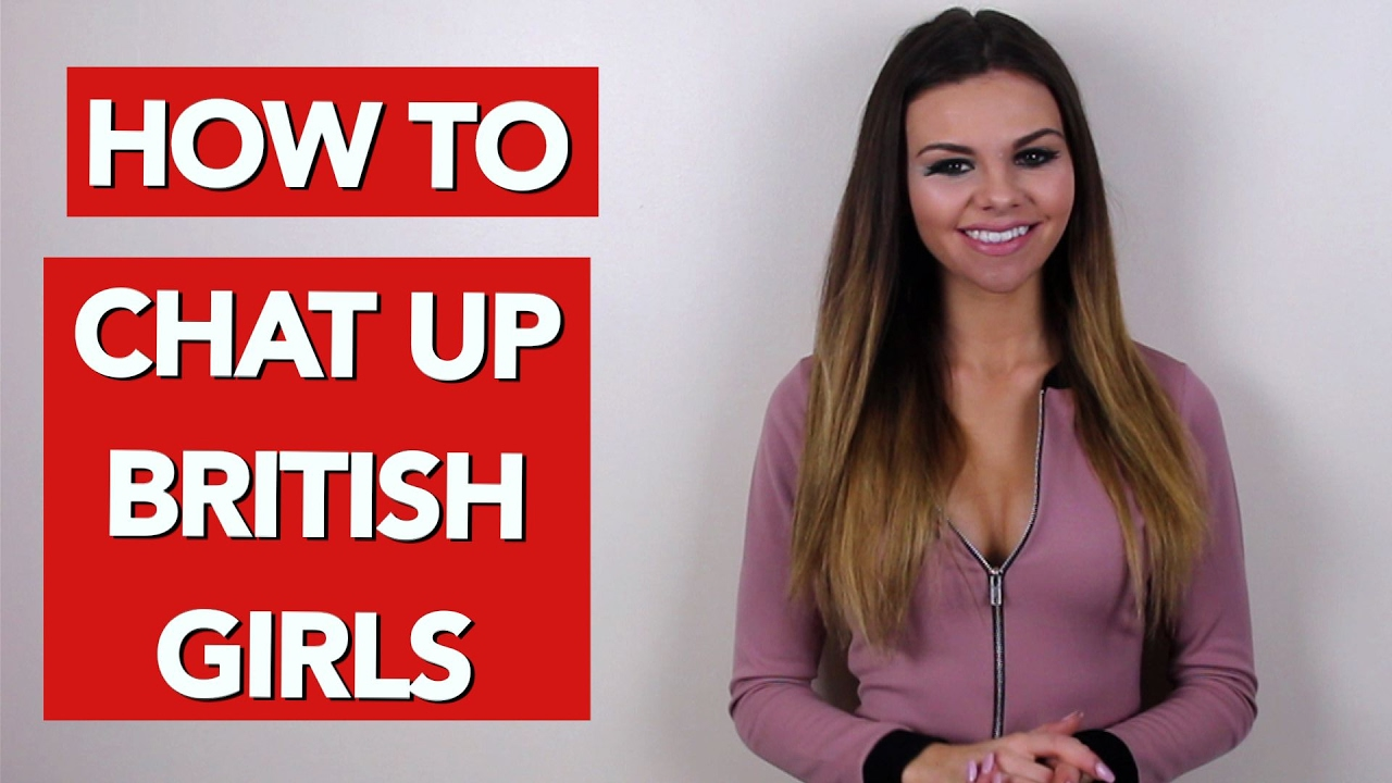 How to chat up a woman online