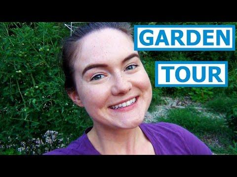 Late Summer Garden Tour!