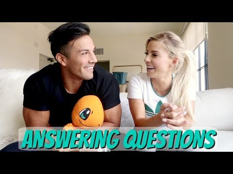 COUPLE  Q&A   Christian Guzman & Buffbunny