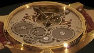 #CHARLESFRODSHAM DOUBLE IMPULSION CHRONOMETRIQUE o The Double Impulse Chronometer Wristwa ...