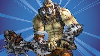 Borderlands 2 — Новый персонаж: «Криг» (Krieg) | ТРЕЙЛЕР