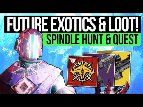 Destiny 2 News | NEW STRIKE WEAPON & FUTURE EXOTICS! Black S