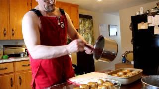 Sexy Chef Pete Cinnamon Buns 2/2
