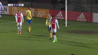 Video Jong Ajax - FC Dordrecht (14 april 2017) download MP3, 3GP, MP4, WEBM, AVI, FLV Juni 2017