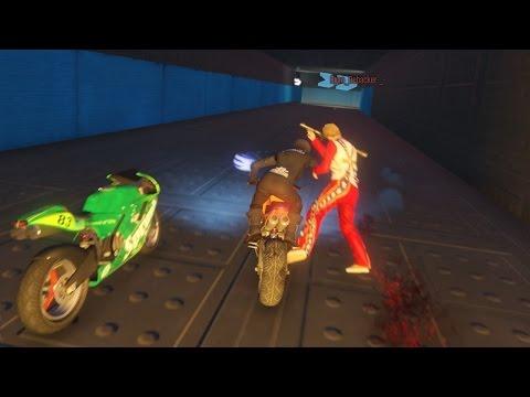 DE BESTE STUNT OOIT! (GTA V Online Funny Races)