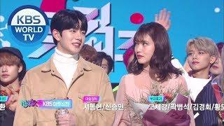 Red Velvet wins again & MCs' Cutest moment [Music Bank / ENG / 2020.01.10]