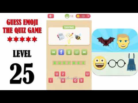 Guess Emoji 1 25