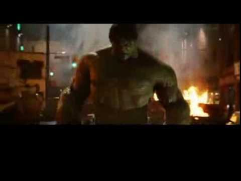 Hellboy vs Hulk Trailer