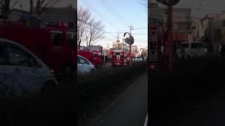 東久留米市上の原1丁目火災通報【誤報】パート2