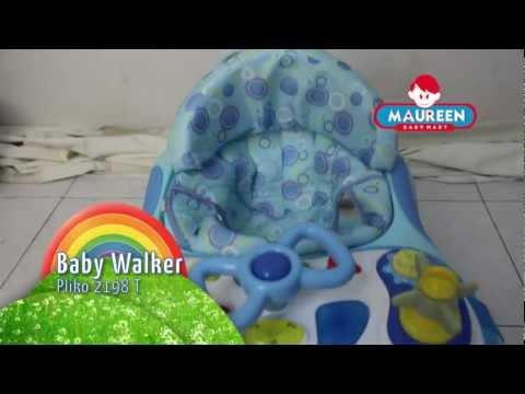 baby-walker-pliko-2198t