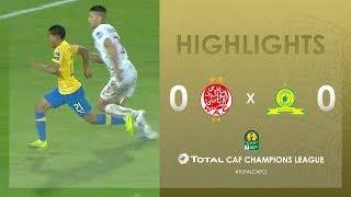 Wydad Athletic Club 0-0 Mamelodi Sundowns | HIGHLIGHTS | Match Day 2 | TotalCAFCL