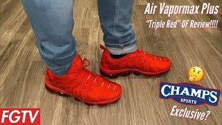 air max vapormax plus red
