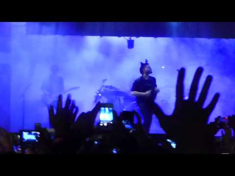 The Weeknd Live @ Berkeley's Greek Theater - Adaptation/Love In The Sky