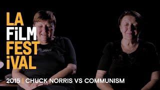 CHUCK NORRIS VS. COMMUNISM Clip 1 | 2015 LA Film Fest