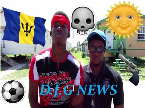 D.J.G NEWS : WHAT GOING ON IN BARBADOS???