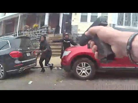 Bodycam Footage of Philadelphia Police Officers Shooting Walter Wallace Jr.