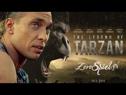 Премьера недели: Тарзан. Легенда