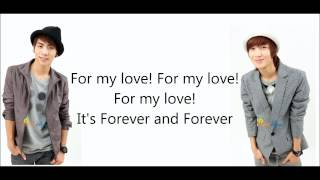 SHINee Forever or never (lyrics on screen)