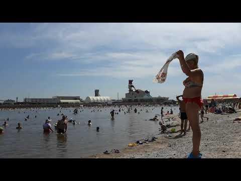 Россия. Отпуск. Курорт. Соль - Илецк. Соленое озеро 19 - 20 июля 2019 ( мое впечатление)