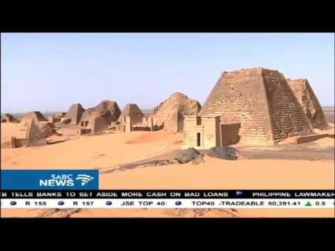 Tourists flock to Nubia, Sudan to view majestic pyramids