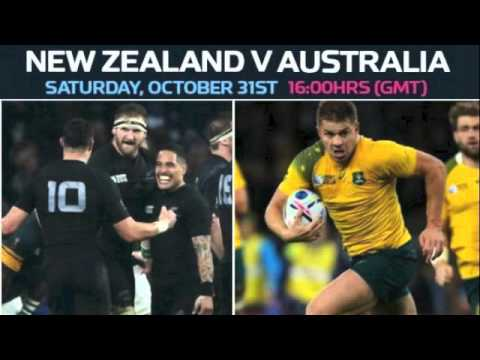 Ultimate Rugby World Cup 2015 Final Preview - Australia vs New Zealand