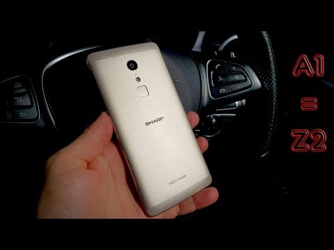 Sharp Z2 Review: $104 WHAT???