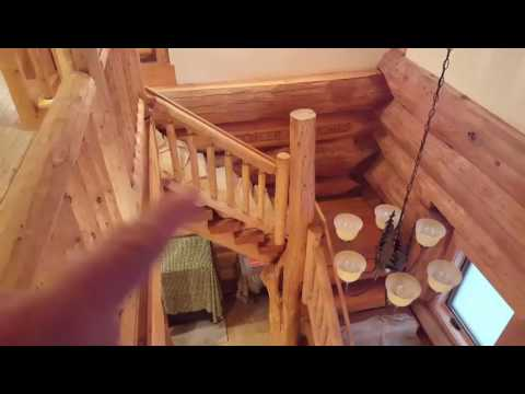Frontier Log and Timber and Pioneer Log Home Kits