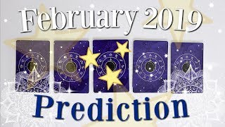 🔮(PICK A CARD) 🔮Your February 2019 Month PREDICTION ✨