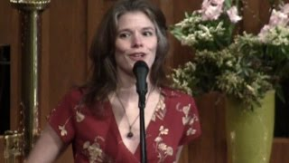 "Erin McGaughan Sings ""Every Thought is a Prayer""—Seattle Unity Church—02-22-2015"