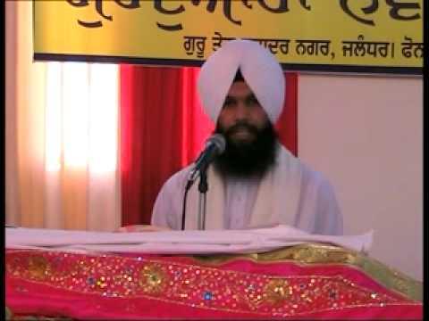 Katha Bhai Sarbjit Singh @ Gurudwara Nauvi Patsahi