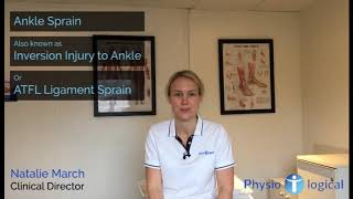 Rugby Sports Injuries - Ankle Sprains Blog Introduction