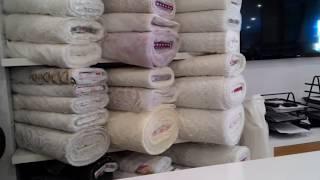 Турция. Ткани для штор, тюль, цены, ассортимент. Обзор магазина Brillan